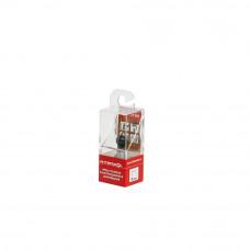 Фреза пазовая конструкционная шаровидная (хв 8мм) 12,7х9,5х6,35мм Интерскол 2009085