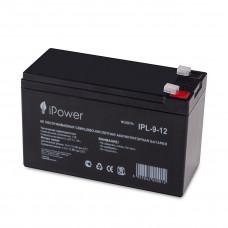 Аккумуляторная батарея IPower IPL-9-12 12В 9 Ач в Алматы