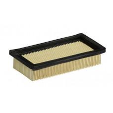 Плоский складчатый фильтр для пылесосов Karcher в Алматы