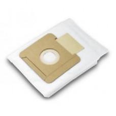 Фильтр-мешки Karcher из нетканого материала (5 шт) на VC 2 (Замаена на 2.863-236.0) в Алматы