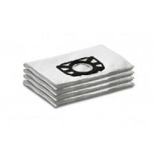 Флисовые фильтр-мешки Karcher (4 шт) для WD 7.500 в Алматы