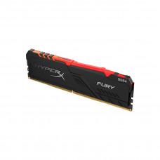 Модуль памяти Kingston HyperX Fury RGB HX426C16FB3A/8 DDR4 8G 2666MHz в Алматы