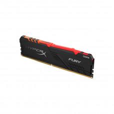 Модуль памяти Kingston HyperX Fury RGB HX432C16FB3A/8 DDR4 8G 3200MHz в Алматы