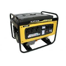 Бензиновый генератор KGE6500X KIPOR