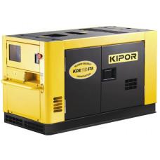 Дизельный генератор в тихом кожухе KDE16STA+KPEC40050DP52A KIPOR в Алматы