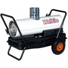 Дизельный нагреватель прямого действия Wellfire WF100 (100кВт)