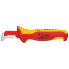 Нож KNIPEX для удаления изоляции 155 мм 98 55 в Алматы