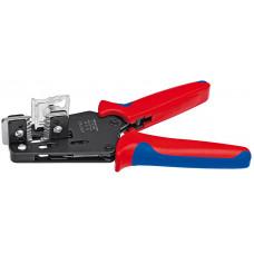 Прецизионный инструмент для удаления изоляции KNIPEX 195 мм 12 12 06 в Алматы