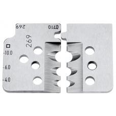 Запасные ножи (1 пара для 12 12 12) KNIPEX 12 19 12 в Алматы