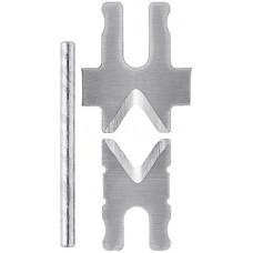 Запасные ножи (1 пара для 12 62 180) KNIPEX 12 69 21 в Алматы