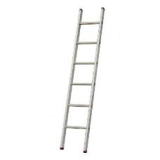 Алюминиевая приставная лестница Sibilo 6 Н=1,85/3,1м