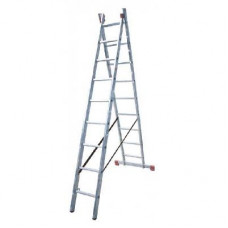 Универсальная лестница с перекладинами KRAUSE MONTO DUBILO 120571