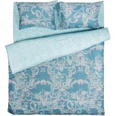 Комплект постельного белья Amore Mio Роскошь двуспальный сатин в Алматы