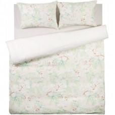 Комплект постельного белья Lovely Green двуспальный бязь цвет зелёный в Алматы