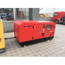 Дизельный генератор в тихом кожухе Magnetta D48E3+ATS1125A в Алматы