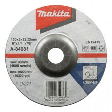 Шлифовальный диск Makita A-84981