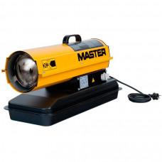 Дизельный нагреватель (прямой нагрев) MASTER B 35 CEL