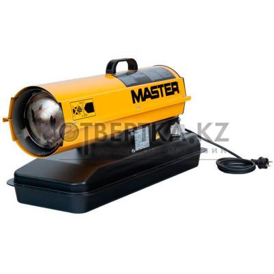 Дизельный нагреватель (прямой нагрев) MASTER B 35 CEL 4010.154
