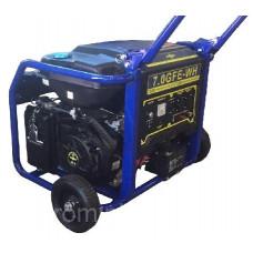 Генератор бензиновый Mateus MS01109 (7,0GFE-WH)
