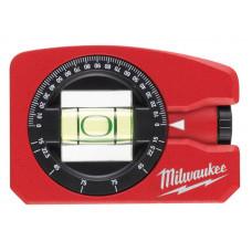 Уровень Milwaukee карманный магнитный