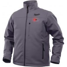 Куртка c электроподогревом премиальная Milwaukee M12 HJ GREY4-0 (L) в Алматы