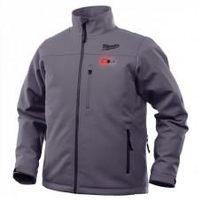 Куртка с подогревом Milwaukee M12 HJGREY4-0 (XL) в Алматы
