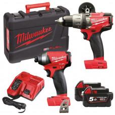 Комплект Milwaukee M18 FPP2B-502X