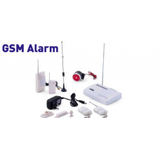 Сигнализация GSM Security Alarm System в Алматы
