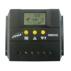 Контроллер заряда аккумуляторов для солнечных систем JUTA CM6024Z 60А в Алматы