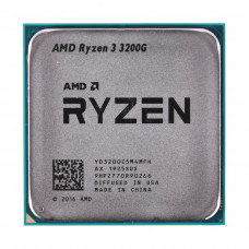 Процессор AMD AM4 Ryzen 3 3200G в Алматы