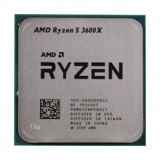 Процессор AMD AM4 Ryzen 5 3600X в Алматы