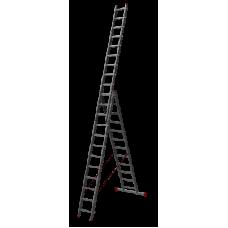 Лестница трехсекционная NV 123 3x12, 1230312Y