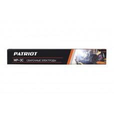 Электроды сварочные Patriot МР-3С в Алматы