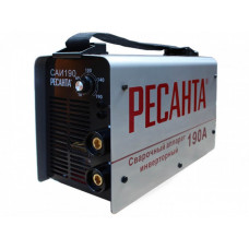 Сварочный аппарат инверторный Ресанта САИ 190 в Алматы