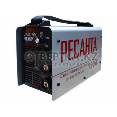 Сварочный аппарат инверторный Ресанта САИ 190 65/2