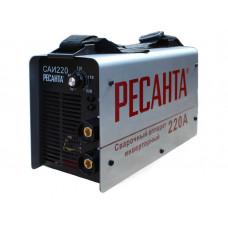 Сварочный аппарат инверторный Ресанта САИ 220 в Алматы