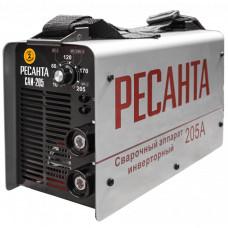Сварочный аппарат инверторный Ресанта САИ205 в Алматы