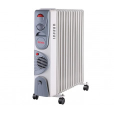 Масляный радиатор Ресанта ОМ-12НВ (2,5 кВт) в Алматы