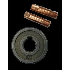 Ролик 1-1,2 с наконечником 1 мм и 1,2 мм для САИПА серии LSD в Алматы