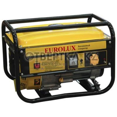 Электрогенератор Eurolux G6500A 64/1/42