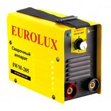 Сварочный аппарат инверторный Eurolux IWM205 в Алматы