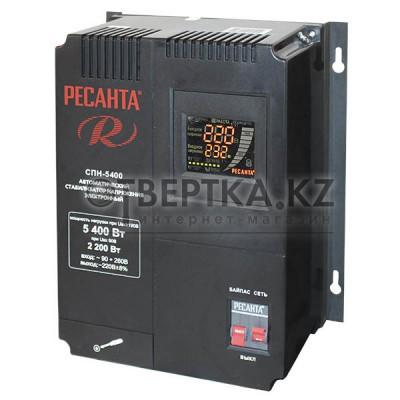 Стабилизатор Ресанта 5400-СПН 63/6/26