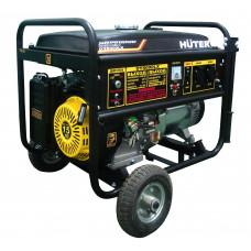 Бензиновый генератор HUTER DY8000LX в Алматы