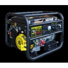 Бензиновый генератор HUTER DY6500LXA c АВР