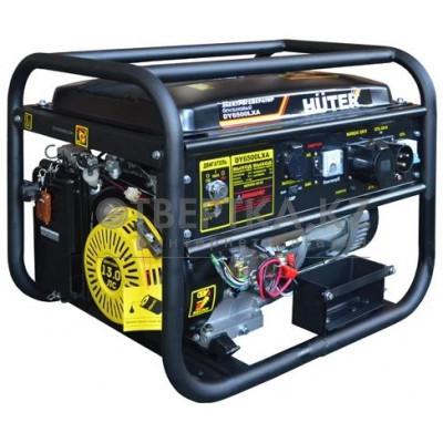Бензиновый генератор HUTER DY6500LXA c АВР 64/1/27