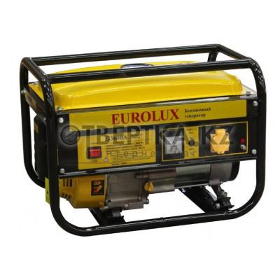 Электрогенератор EuroLux G3600A 64/1/37