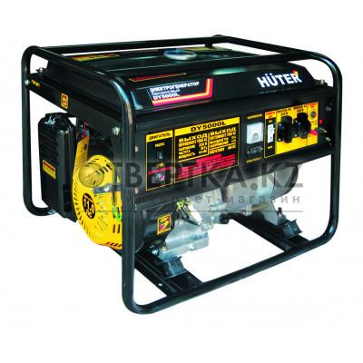 Бензиновый генератор HUTER DY5000L 64/1/5