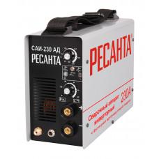 Сварочный аппарат инверторный Ресанта САИ-230-АД (аргонодуговой) в Алматы