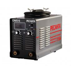 Сварочный аппарат инверторный Ресанта САИ 315 3ф в Алматы