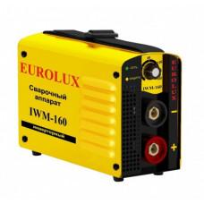 Сварочный аппарат инверторный Eurolux IWM160 в Алматы